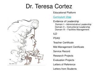 Dr. Teresa Cortez