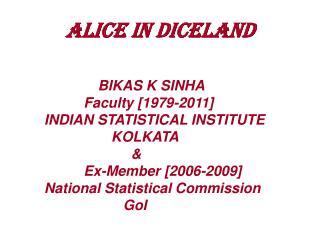 Alice in Diceland