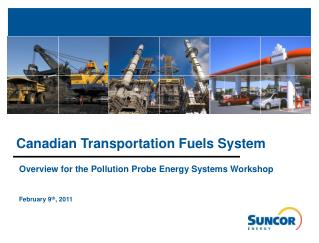 Canadian Transportation Fuels System