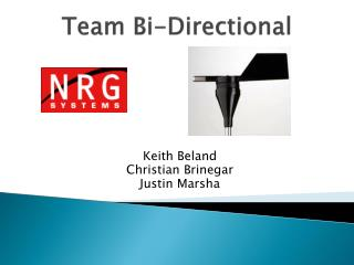 Team Bi-Directional