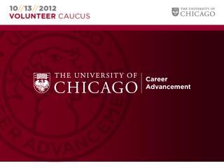 Career Advancement Volunteer Opportunities