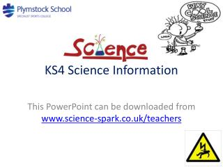 KS4 Science Information