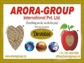 ARORA-GROUP International pvt ltd