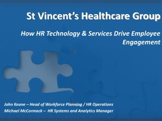 St Vincent's Healthcare Group