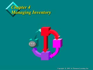 Chapter 4 Managing Inventory
