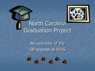 North Carolina  Graduation Project