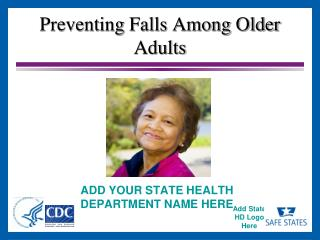 Preventing Falls Among Older Adults