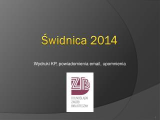 Świdnica  2014