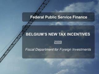 Federal Public Service Finance
