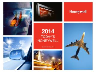 Today's Honeywell
