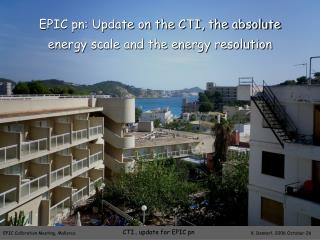EPIC pn: Update on the CTI, the absolute energy scale and the energy resolution