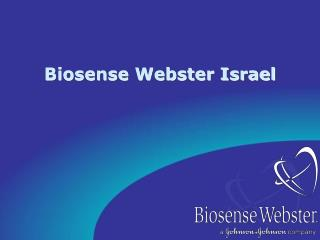 Biosense Webster Israel
