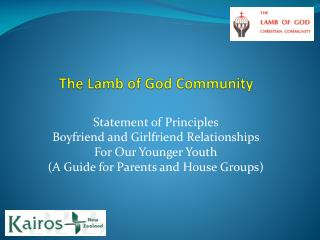 The Lamb of God Community
