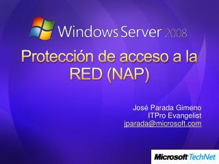 Protecci n de acceso a la RED NAP