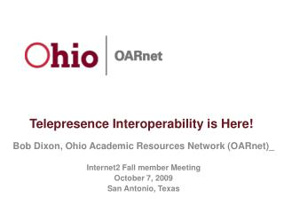 Telepresence Interoperability is Here!