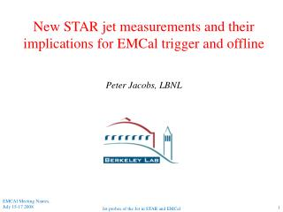 New STAR jet measurements and their implications for EMCal trigger and offline