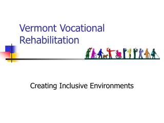 Vermont Vocational Rehabilitation
