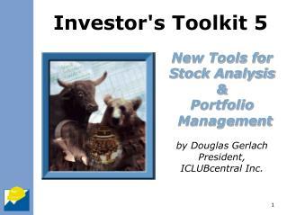 Investor's Toolkit 5