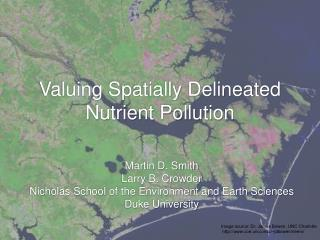 Valuing Spatially Delineated Nutrient Pollution