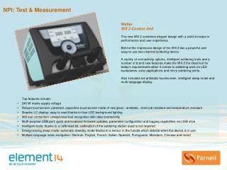 NPI: Test & Measurement