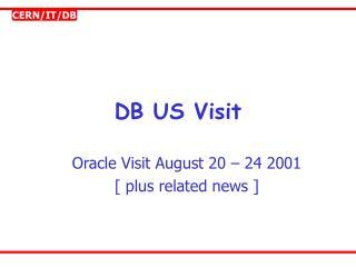 DB US Visit