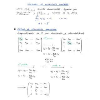 Inversión de matrices n n    Método:  similar al método de Gauss-Jordan