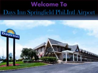 Days Inn Springfield Phil.Intl Airport