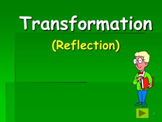 Transformation (Reflection)