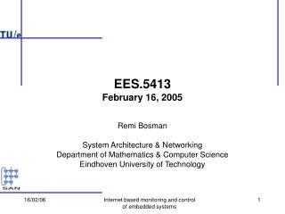 EES.5413 February 16, 2005