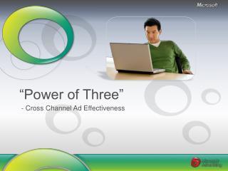 - Cross Channel Ad Effectiveness