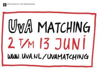 Film UvA Matching