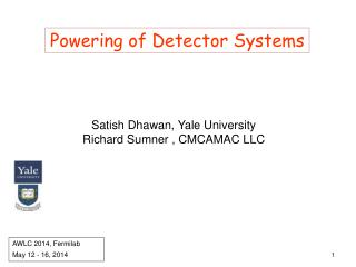 Powering of Detector Systems