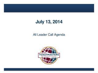 July 13, 2014