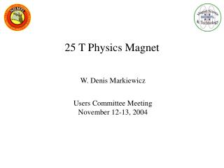 25 T Physics Magnet