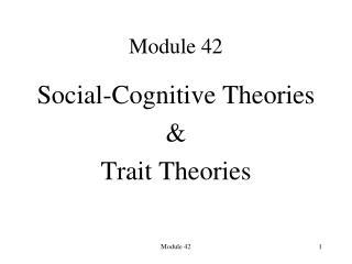 Module 42