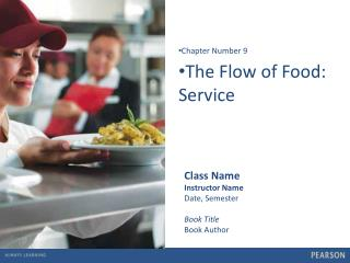 The Flow of Food: Service