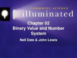 Chapter 02  Binary Value and Number System