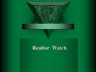 Realtor  Watch