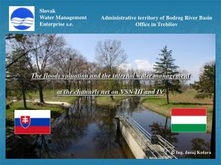 Slovak  Water Management Enterprise  s.e.