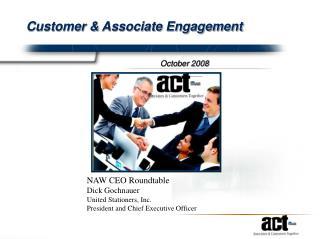 Customer & Associate Engagement