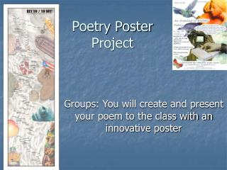 Poetry Poster Project