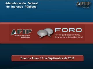 Administración  Federal  de  Ingresos  Públicos