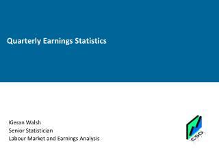 Quarterly Earnings Statistics