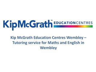 Tutoring service for maths and english in Wembley