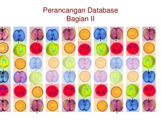 Perancangan Database Bagian II