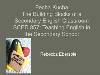Rebecca Ebersole