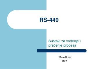 RS-449