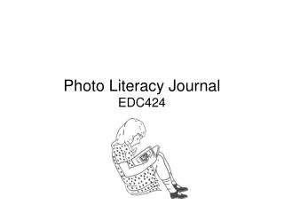 Photo Literacy Journal EDC424