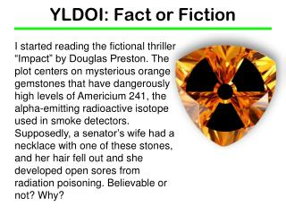 YLDOI: Fact or Fiction