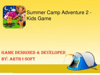 Summer Camp Adventure 2